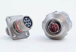 Amphenol 2M Series Micro-Miniature Connectors