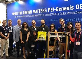 PEI-Genesis and FIRST Robotics Team