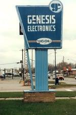 Genesis-Electronics-Sign