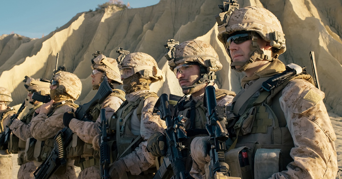 Mil-Spec connectors equip soldiers with advanced technology