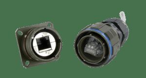 Amphenol RJ Field Series Connectors