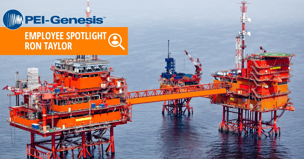 Ron-Taylor-Off shore oil rig