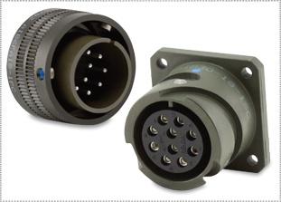 Amphenol connectors available at PEI-Genesis.