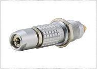 PEI-Genesis offers a whole line of medical connectors such as the push pull style.