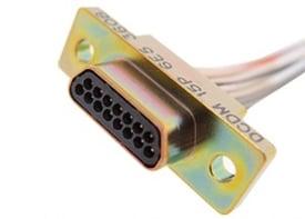 Cinch Micro-D High Temperature Connectors