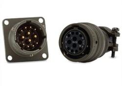 Amphenol PT / PT-SE Connectors (MIL-DTL-26482 Series I)