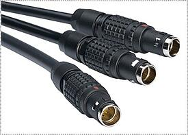 Lemo T-Series Connector for Outdoor Use